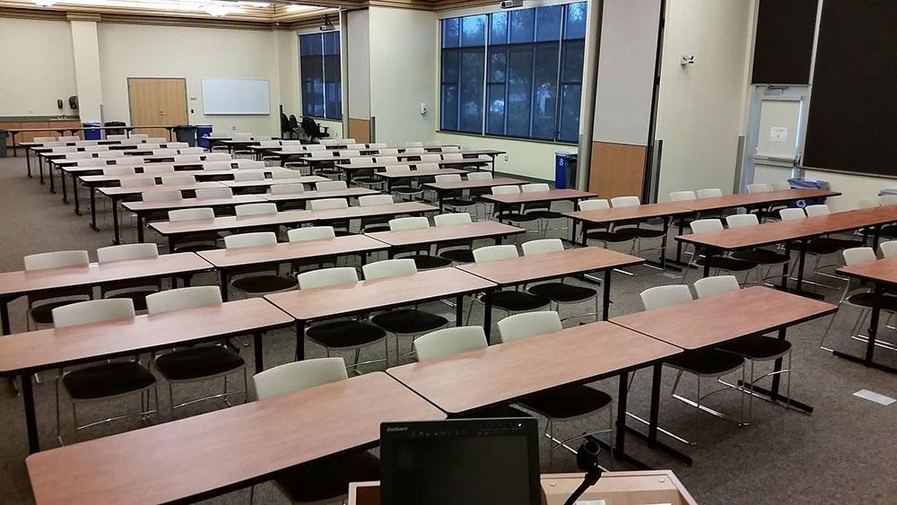 photo of CTC room