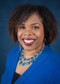 Rashida Willard, Interim Associate Vice President of Diversity, Equity and Inclusion