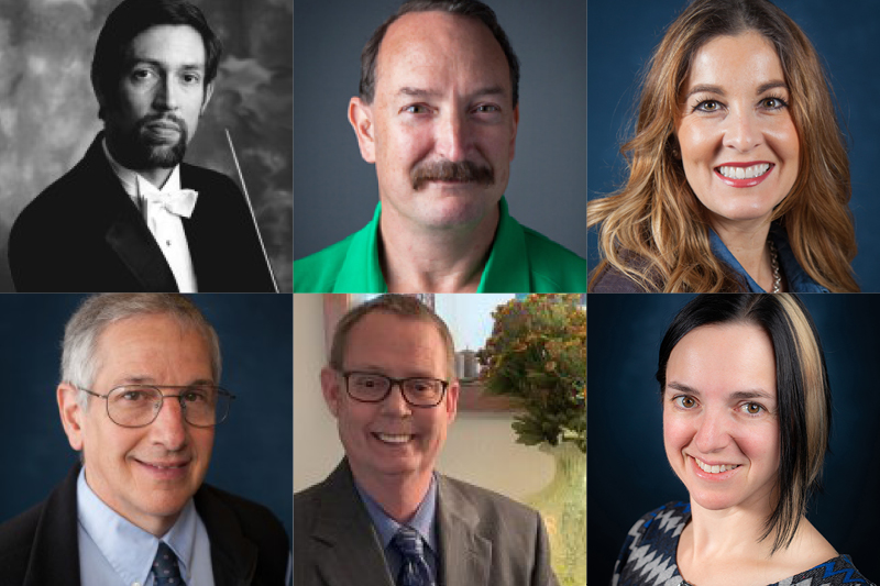 2020 Exceptional Faculty Award Recipients