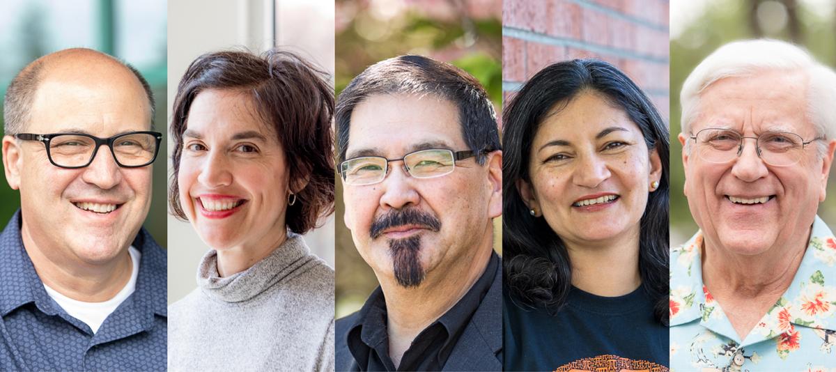 2018 Exceptional Faculty Award Recipients