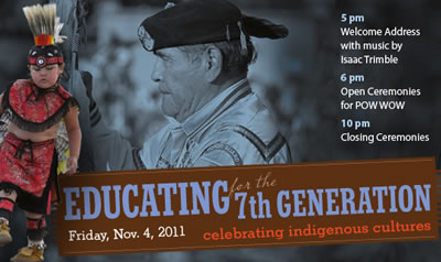 Image for the 2011 Native American Celebration at Clark College