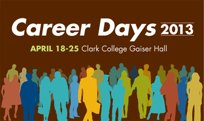Image for Career Days 2013