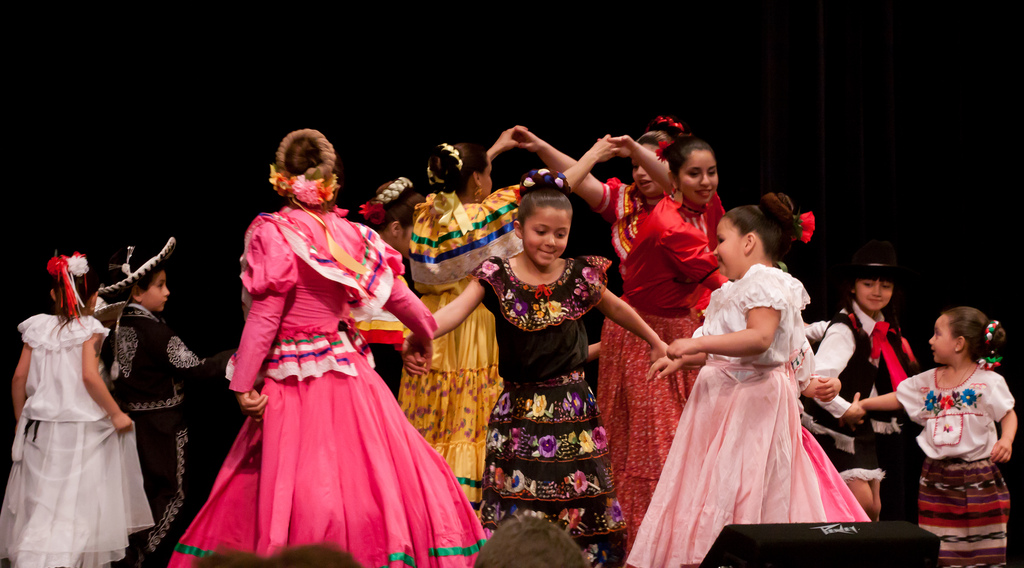 Clark College Latino Celebration 2012