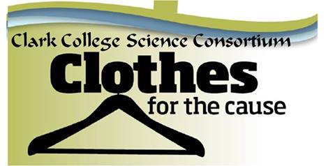 Clark College's Science Consortium Clothes for the Cause
