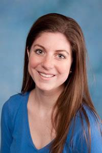 2012 All-Washington Academic Team member Lauren Stanton