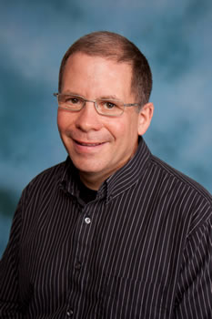 2011 Exceptional Classified Staff Award honoree Mike Silva