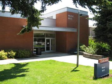 Clark College Music Building