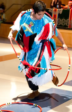 Photo from 2012 Native American Celebration