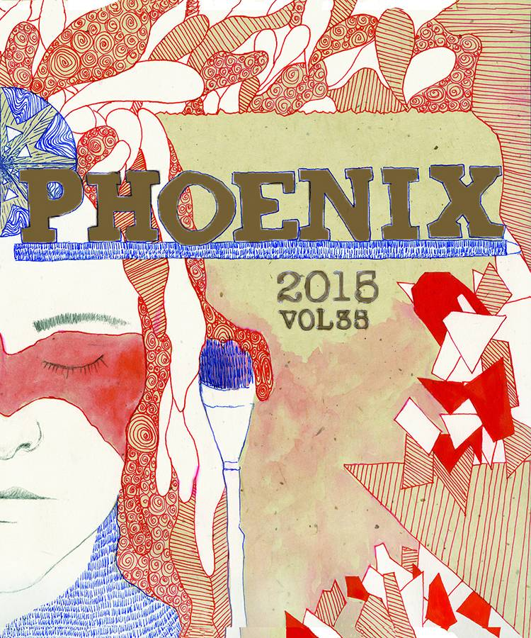 Cover Art for Phoenix 2015 Issue