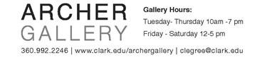 Archer Gallery letterhead