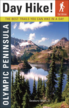 Day Hike Olympic Peninsula Book Cover