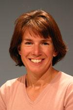 Biology professor Kathleen Perillo