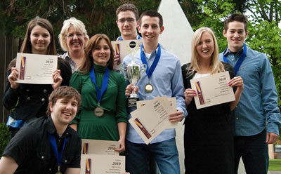 Award-winning student journalists from The Independent