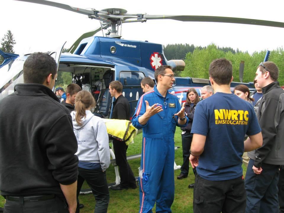 emt helicopter