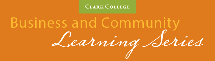 Business & Community Learning Series