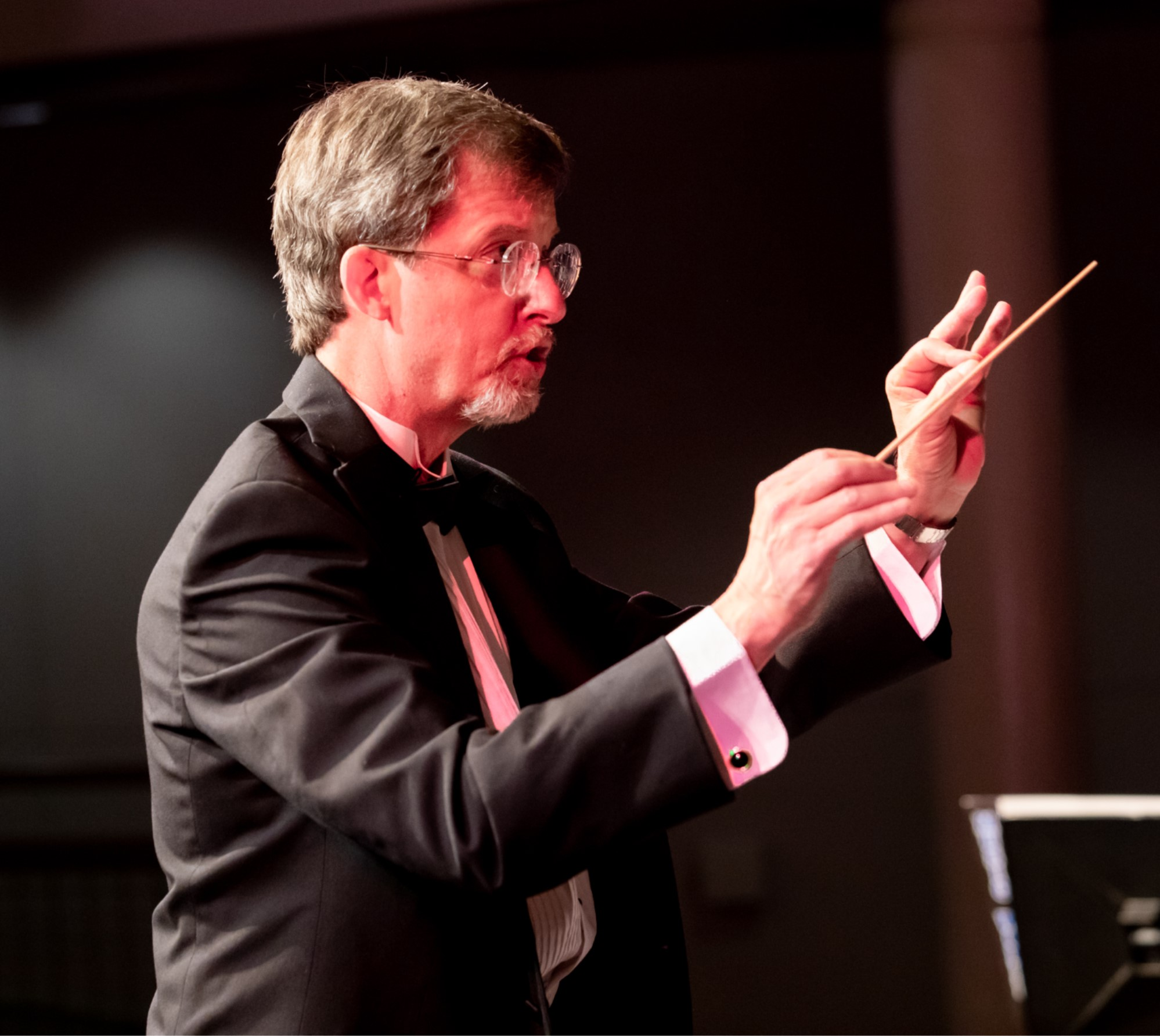 Jazz Festival Director Dr. Doug Harris