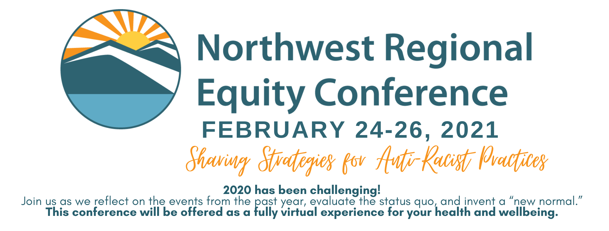 Northwest regional equity conference banner
