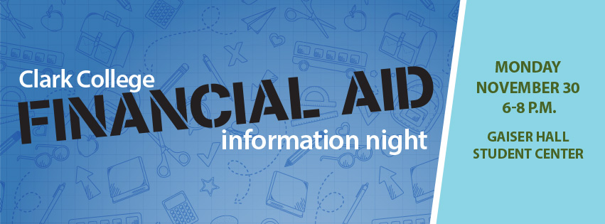 Financial Aid Information Night