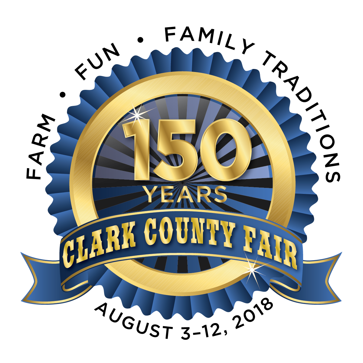 Clark County Fair 150th Year