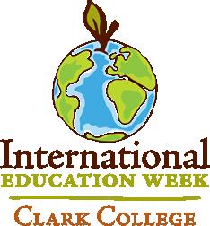 apple globe logo for International Ed week
