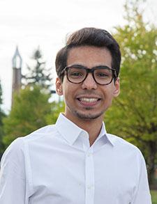 Majed Alhumaidani from Saudi Arabia