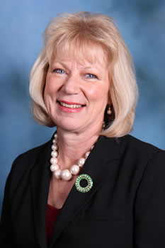 2010 Woman of Achievement Renate Atkins