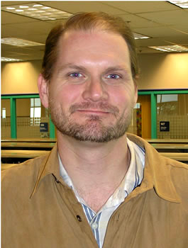 English professor Joe Pitkin