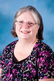 Exceptional Classified Staff honoree Peggy McClellan