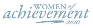 Women of Achievement 2010 icon