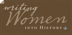 Writing Women into History icon